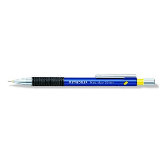 Mechanical pencil Mars Micro 0,3mm blue