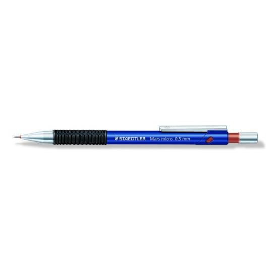 Mechanical pencil Mars Micro 0,5mm blue