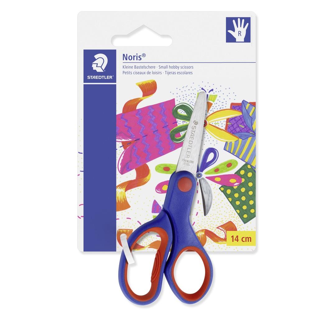 Chrildren scissor Noris Club 14cm blue