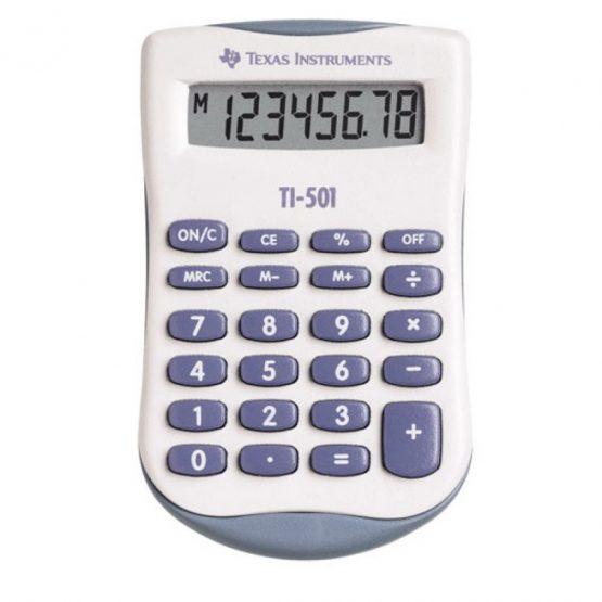 Texas TI-501 calculator blisterpacked