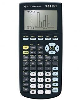 Texas TI-82 Stats calculator