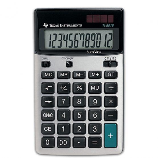 Texas TI-5018 SV desktop calculator