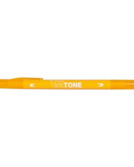 Marker Tombow TwinTone chrome yellow 0,3/0,8