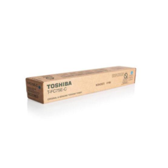 Toshiba e-Studio TFC75EK Cyan toner