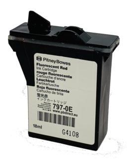 Pitney Bowes DM50, DM55, K700 red ink