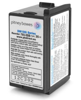 Pitney Bowes DM100iDM125iDM150i,DMI160iDM175i blue ink