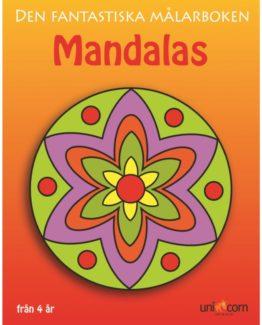 Coloring book Mandalas from 4years