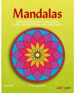 Coloring book Mandalas from 6years