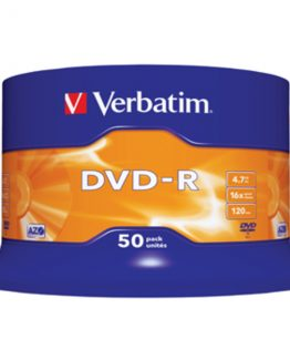 DVD-R 16x 4,7GB spindle (50)