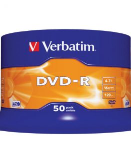DVD-R AZO 16x 4,7GB spindle (50)