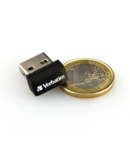 USB 2.0 Store 'N' Stay Nano 16GB, Black
