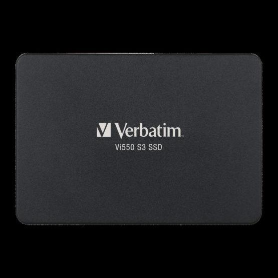 """Verbatim Vi550 S3 SSD 2.5"""" SATA III 7mm 512GB"""