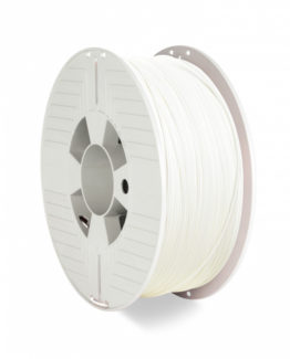 3D Printer Filament PLA 1.75MM WHITE 1KG