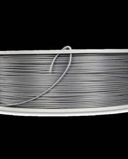 3D Printer Filament PLA 1.75MM SILVER/METAL GREY 1KG