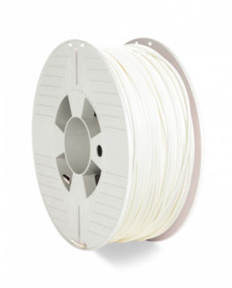 3D Printer Filament PET-G 2.85MM 1KG, White