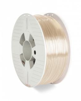 3D Printer Filament PET-G 2.85MM 1KG, Transparent