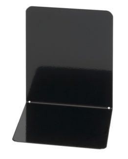 Metal Bookends black Wedo 2/set