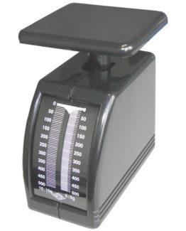 Mechanical Handy Scale black Wedo 500g