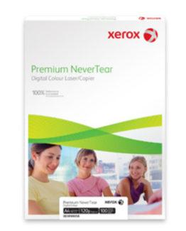 A4 Xerox Premium NeverTear 120µ (100)