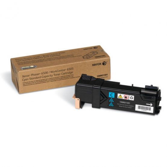 Phaser 6500 / WC6505 toner cyan 1K