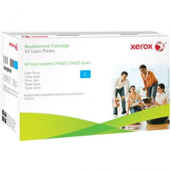 Xerox XRC toner CE261A Cyan