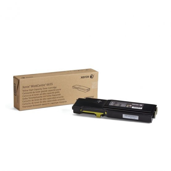 WC6655 toner yellow 7K