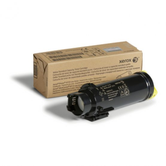 Phaser 6510 toner yellow 1K