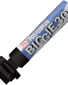 Marker ZIG Posterman B&B 30mm black