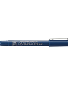 ZIG Drawing Pen 0,3 mm Black