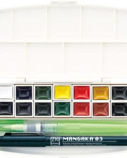 Zig Watercolor system 14 color